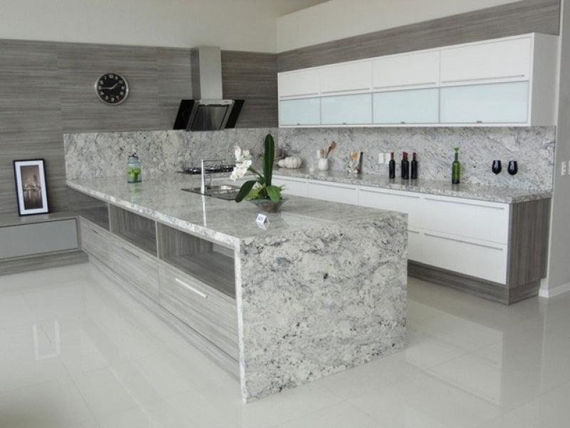 Empresa de Bancada de Mármore para Cozinha Cidade Patriarca - Bancada de Mármore Sintético