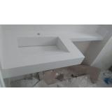 cuba de banheiro esculpida na pedra preços Morumbi