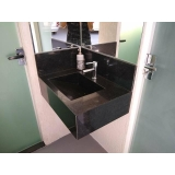 empresa de bancada de mármore para banheiro Vila Anastácio