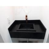 empresa de cuba de pedra natural para banheiro Vila Anastácio