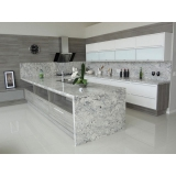 pias de mármore branco Zona oeste