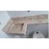 qual o preço de cuba de banheiro esculpida na pedra Jardim Panorama D'Oeste