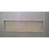 venda de nicho de banheiro em mármore Vila Suzana
